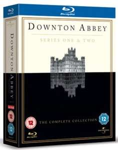 Downton Abbey Series 1 and 2 Blu-ray Used £2.24 / Planet Earth - The Complete Series Blu-ray Used £2.60 delivered @ Music Magpie