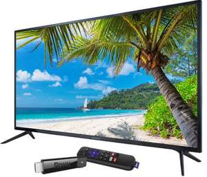 55 Inch Linsar 55UHD520 Ultra HD 4K LED TV with Freeview HD with Smart Roku Streaming Stick + 5 Year Warranty - £289 delivered @ RGB Direct