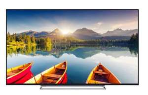 Toshiba -55 inch 4K Ultra HD HDR Smart LED TV Freeview Play - 6 year warranty - £369 at Richer Sounds Instore Only