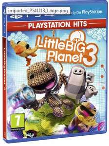 Little Big Planet 3 (PlayStation Hits) for £10.85 Delivered @ Shopto