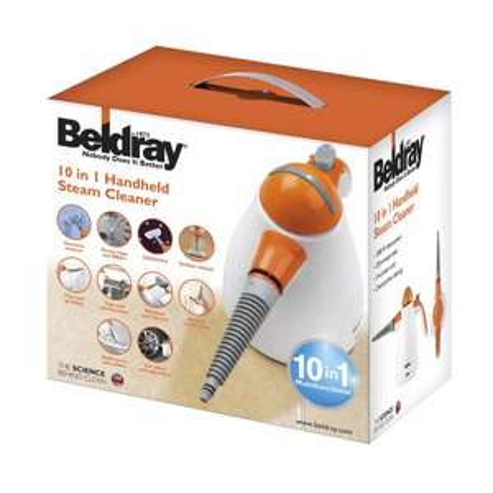 Beldray Handheld Steam Cleaner 10 in 1 - £15 at Sainsburys instore