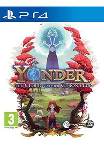 Yonder: The Cloud Catcher Chronicles (PS4) £10.49 Delivered @  Base