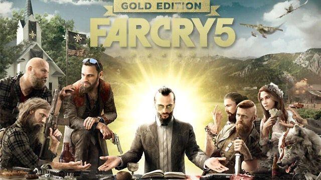 [Uplay] Far Cry 5 Gold Edition £18.75 @ Fanatical