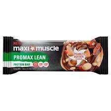 Maxi Muscle Promax Lean Protein Bar Peanut Butter - 15p at Poundstretcher