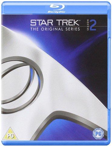 Star Trek, Original Series Season 2 Blu-ray pre-owned £7.50 delivered @ Cex