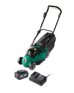 40V Lawnmower with Battery & Charger - £110 at Aldi instore
