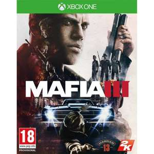 Mafia III (Xbox one) - £4.70 Delivered with code  @ The Game Collection