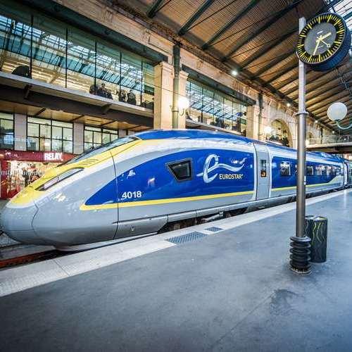 Eurostar return to Brussels, Lille or Paris £56 (Departing St Pancras Intl / Sept-Oct departures) @ Eurostar