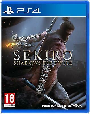 [PS4] Sekiro Shadows Die Twice (Ex Rental) £31.99 delivered @ Boomerangrentals ebay