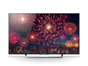 Sony KD-43X8307C 43 inch Smart 4K UltraHD TV (Android TV, 4K Processor X1, 4K X-Reality Pro) - Silver now £420.20 delivered at Amazon