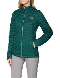 Small only - THE NORTH FACE Women's Thermoball Full Zip Jacket now £33.87 delivered at Amazon