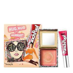 Hug Hug Hooray benefit blusher and lipgloss set £7.65 @ Fabled (Marie Claire)