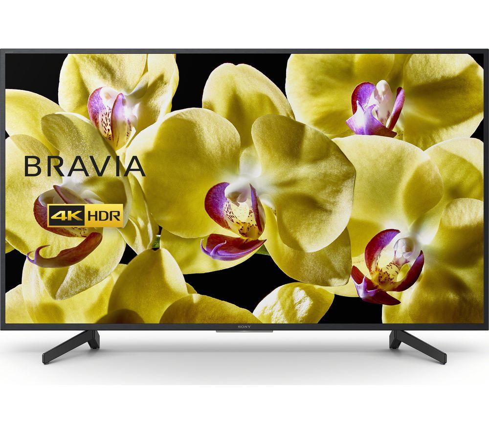 "SONY BRAVIA KD55XG8096BU 55"" Smart 4K Ultra HD HDR LED TV - £731.49 @ Currys PC World (instore)"