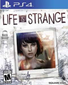 Life Is Strange (PS4) - £2.89 @ PlayStation Store