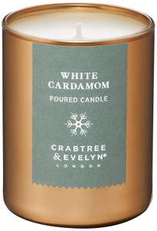 Crabtree & Evelyn White Cardamom Mini Candle 70g - £3.84 @ Amazon (add-on item)