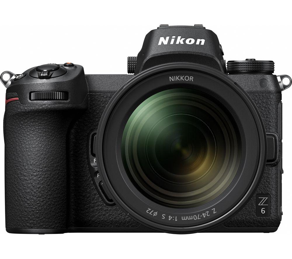 Nikon Z6 + 24-70mm f4 + FZ - £1879 @ Currys PC World - Price Match Error Please read OP