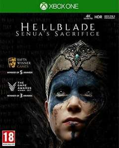 [Xbox One] Hellblade: Senua's Sacrifice (New) £12.95 delivered @ The Game Collection ebay