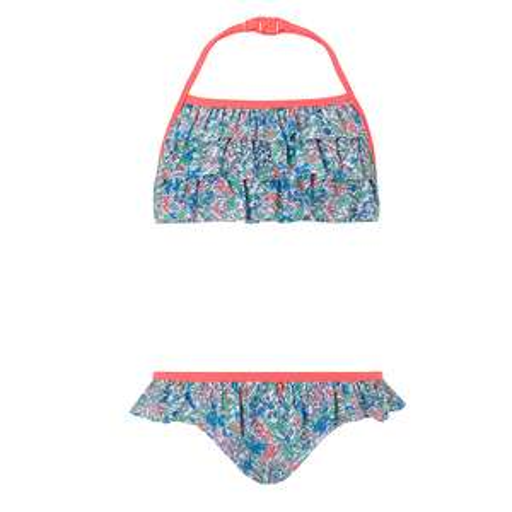 Monsoon Hannah Ditsy Bikini girls floral bikini £4.08 with code free click and collect