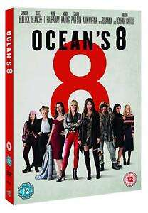 Ocean's 8 (DVD) now £2.99 delivered at The Entertainment Store eBay Outlet