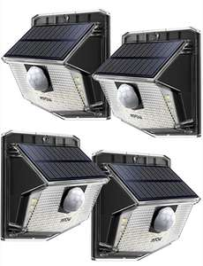 Mpow 30 LED Solar Lights, Pack of 4 - Sold by MPOW / Fulfilled by Amazon - £19.59 Prime / £24.08 non-Prime