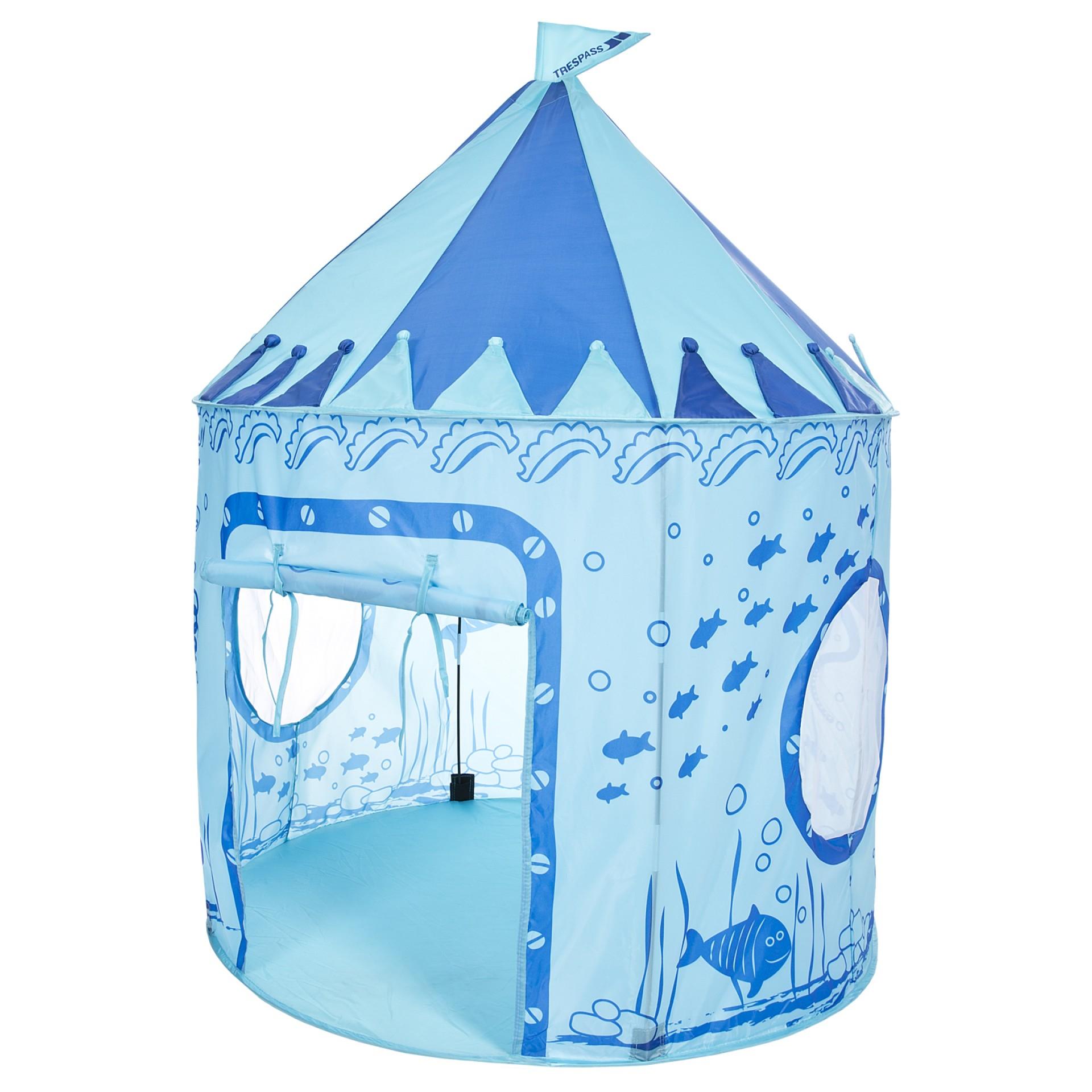 Kids Indoor/Outdoor Play Tent - £17.99 Delivered @ Trespass Shop