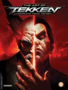 PRE-ORDER: The Art of Tekken: A Complete Visual History - £21.05 at WHSmith