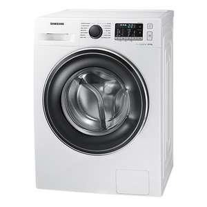SAMSUNG WW80J5555EW 8KG 1400RPM Washing Machine White £319.20 w/code @ Hughes Direct ebay