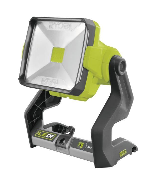 Ryobi ONE+ 18V LED Work Light R18ALW-0 (Tool only) £26.60 at Homebase