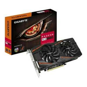 Gigabyte Radeon RX 570 4GB GAMING Graphics Card £106.07 at Ebuyer/ebay-with code