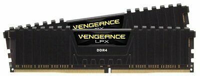 Corsair Vengeance LPX 32GB (2x16GB) DDR4 DRAM 3200MHz C16 Memory Kit - Black £134.49 at Ebuyer/ebay with code