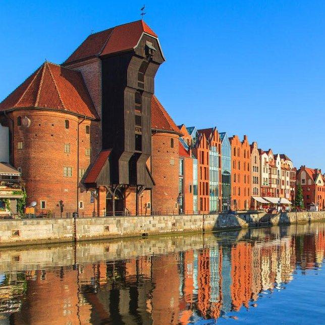 Gdansk for 2 nights, flight & hotel £116 (£58pp) via Holiday Pirates