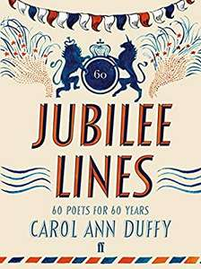 Jubilee Lines - 60 Poets for 60 Years Hardback book 20p @ The Works with code - Free C&C
