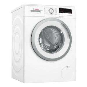 Bosch WAN28201GB 8KG Washing Machine with 1400RPM in White £310.40 @ Hughes/ebay w/code