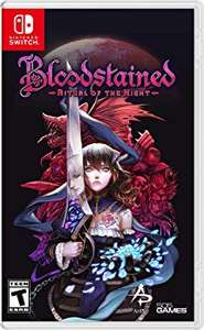 Bloodstained: Ritual of the Night Physical for Nintendo Switch (NEW) - £26.70 at Music Magpie eBay Store with code PARTY