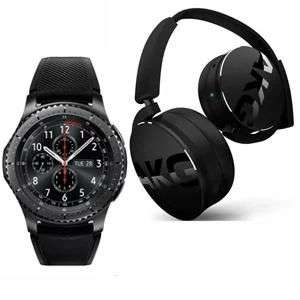 Samsung Gear S3 Frontier Smart Watch + Free AKG Y50BT Headphones - £199 @ Argos