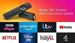 Amazon Fire TV Stick with Alexa Voice Remote | streaming media player £19.99 @ Amazon (Prime Exclusive)
