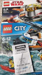 Cheap Lego at Clearance Bargains (Walsall)
