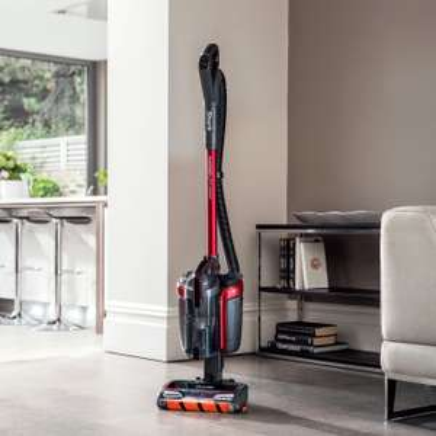 SHARK Duoclean Corded Upright Vacuum Cleaner [NV801UKT] £199.96 + FREE TruePet upgrade at Shark
