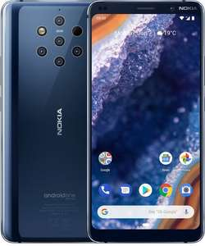 Grade A Nokia 9 PureView Sim Free 128GB Unlocked Smartphone - Midnight Blue £327.99 with code @ ebay / techsave2006