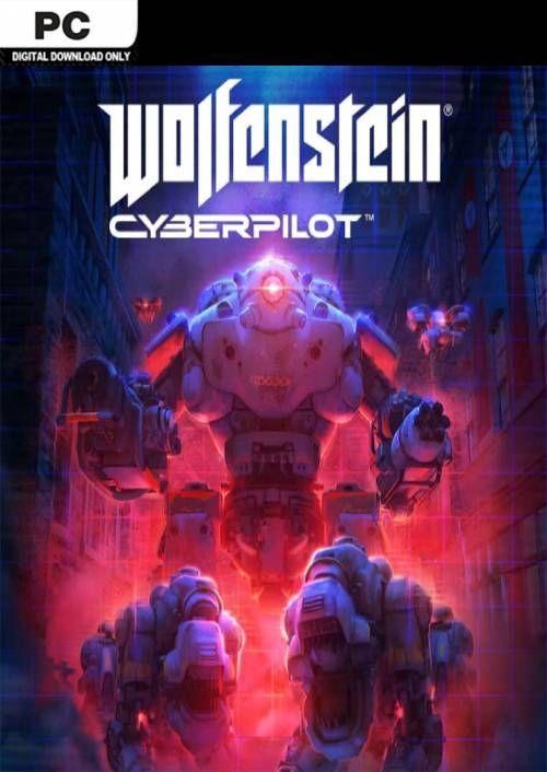 [Steam] Wolfenstein: Cyberpilot VR PC £11.99 @ CDKeys (26.07.19)