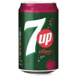 7 Up Cherry - 24p at Poundstretcher