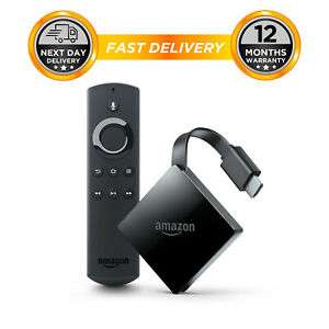 Amazon Fire TV 4K Ultra HD (3rd Generation) With Alexa Voice Remote £39.99 with code @ ebay / hitechelectronicsuk