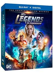 DC's Legends of Tomorrow: Season 3 (Blu-ray) now £13.99 delivered at Base