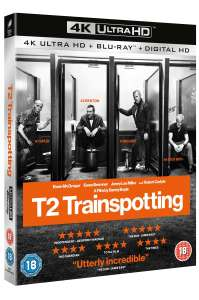 T2 Trainspotting (4K Ultra HD + Blu-ray + Digital HD) [UHD] now £8.99 delivered with code SIGNUP10 (new customers) at Zoom