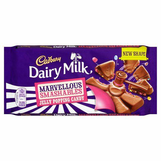Cadbury Dairy Candy Bar 180G - £1.50 @ Tesco