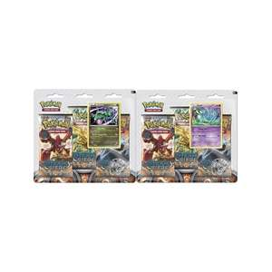 Pokemon XY Steam Siege 3-Pack Blister Bundle of 2 - £9.95 @ Magic Madhouse
