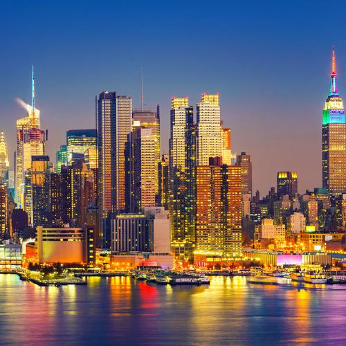 Return flights to Copenhagen & New York +1 day in Toronto (Canada) £170 (Oct departure/ departing LTN or STN/ Air Canada & Ryanair)@ Various