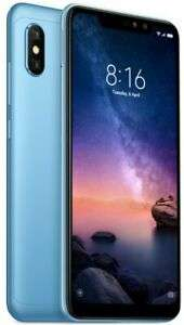 Xiaomi Redmi Note 6 (SD 636, 3/32 GB, 4000mAh battery, dual SIM) -£109.27 (+3%TCB cashback) @ebuyer/eBay using code