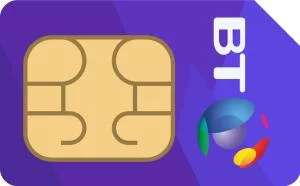 100GB Data / Unlimited Minutes / Unlimited Texts / Unlimited BT Wi-Fi, 30 day money back guarantee. £25 pm x 12 Months = £300 @ BT
