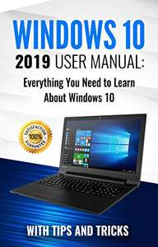 Alexa Walker  - Windows 10: 2019 User Manual Kindle Edition  - Free Download @ Amazon